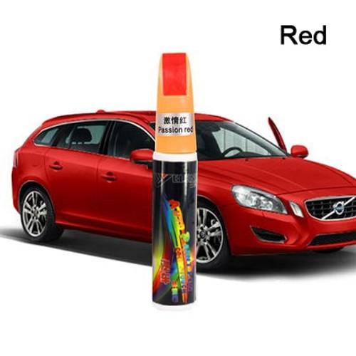 White Black Blue Red Silver Yellow Car Paint Repair Pro Pen Mending Car Remover Scratch Repair Paint Pen Care Accessories
