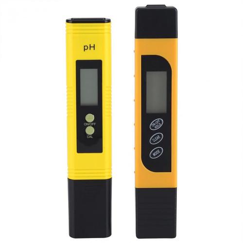 Digital Multi Meter Or PH Meter Electrolyzer Iron Bars Water Quality Temperature Tester Pen Water Quality Measurement Tools