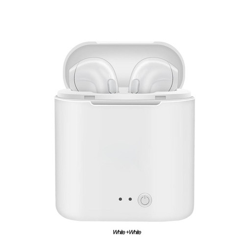TWS i7s Mini Wireless Bluetooth Earphone Stereo Earbud Headset With Charging Box Mic For Iphone Xiaomi All Smart Phone air pods