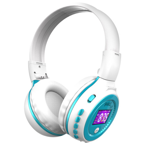 ZEALOT B570 Stereo Wireless Bluetooth V4.1 Headphones With Mic Headset Earphone Earpods for Iphone Samsung Xiaomi HTC / FM Radio