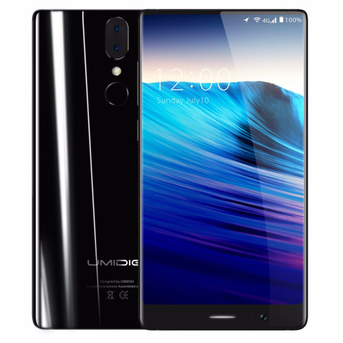 "UMIDIGI Crystal Smartphone 2GB/4GB RAM 16GB/64GB ROM Android 7.0 MTK6737T Quad Core 5.5"" FHD MTK6750T Octa-core 4G LTE Mobile"