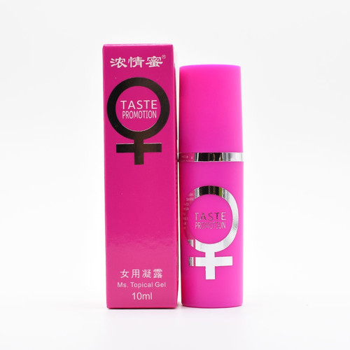 Pheromone Exciter for Women Orgasm Gel Moistening Enhancer