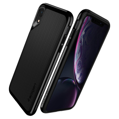 "100% Original SPIGEN Neo Hybrid Dual Layer Protection Cases for iPhone XR (6.1"")"