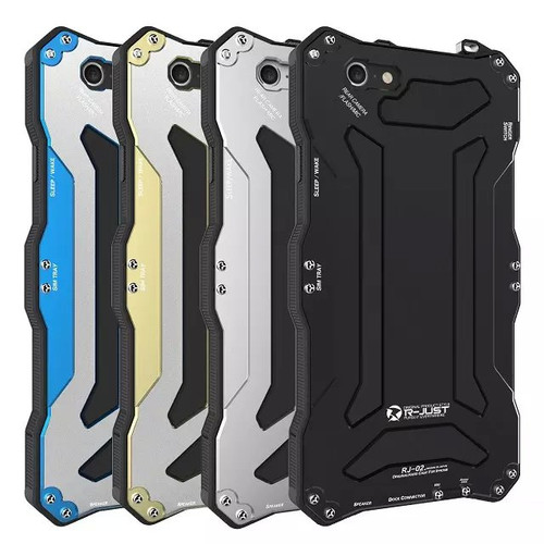 Waterproof Shockproof Dirt Proof Three Proofing Gundam Armor Case For iPhone Xs Max XR X 8 7 6 6S Plus 5 5S SE Cover Shell Bag