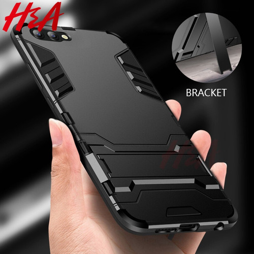 H&A Luxury Armor Phone Cases For Huawei Honor 10 Lite Shockproof Cover Case For Huawei Honor 9 Lite Protective Case Shell Capa