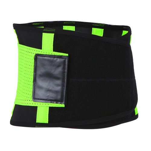 Fitness Workout Waist Support Belt Waist Band Gym Fitness Sports Exercise Waist Support Abdomen Trimmer Sports Waist Brace