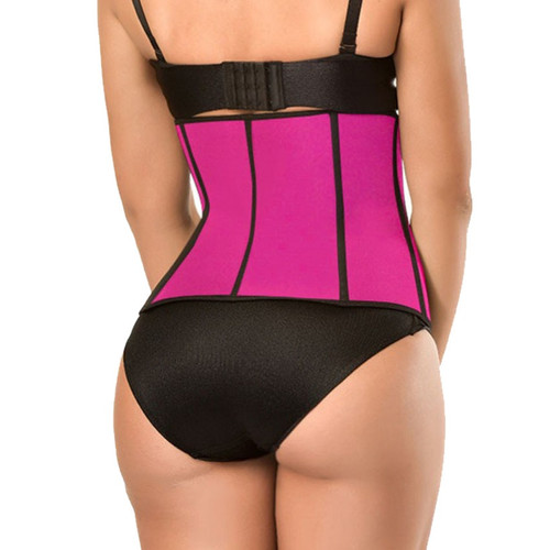 FLORATA Body Shapers Unisex Waist Cincher Trimmer Tummy Slimming Belt Latex Waist Trainer Men Women Postpartum Corset Shapewear