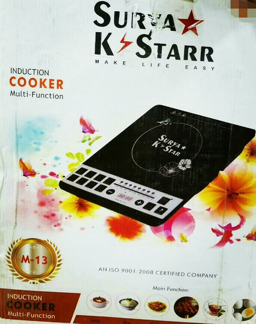Surya K Starr Multi-Function Induction Cooker