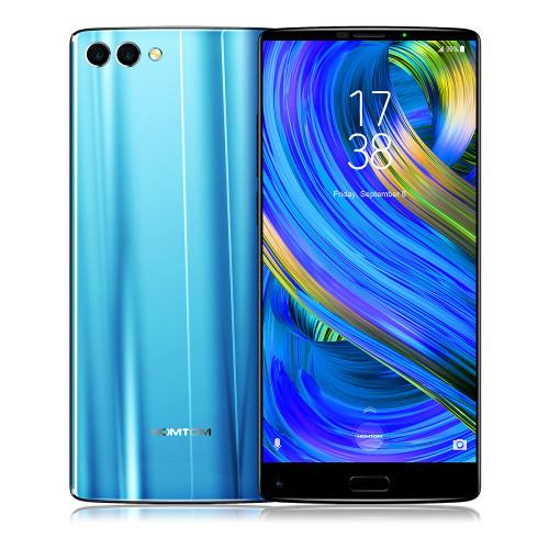 "HOMTOM S9 Plus 4G Smartphone 5.99"" 18:9 HD+ IPS Mobile Phone 4GB+ 64GB MTK6750T Octa Core Front 13MP Back Dual 5MP+16MP 4050mAh"