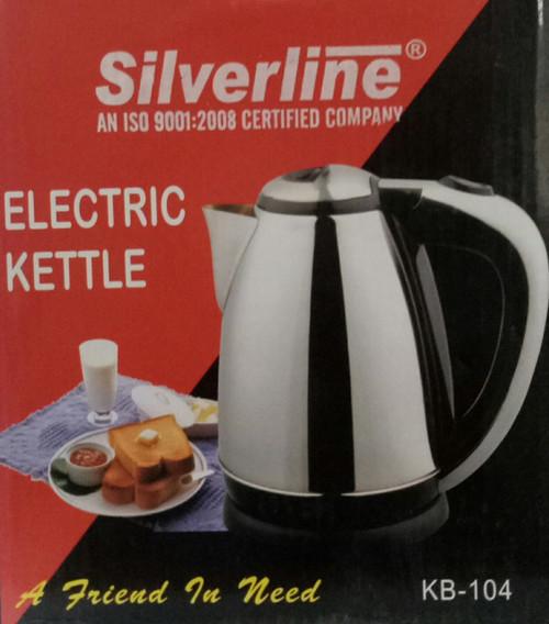 Silverline Electric Kettle KB-104
