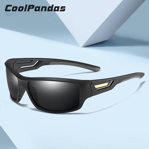 Fashion Windproof Polarized Sunglasses Men Brand Designer Travel Male Mirror Sun Glasses Driving Anti-UV Oculos De Sol Masculino