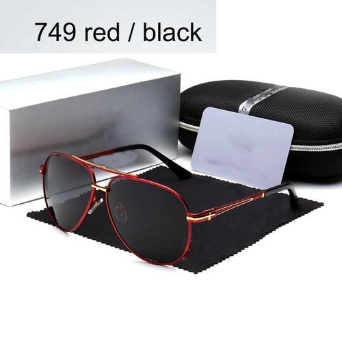 high quality Polarized sunglasses Men women Eyewear Large frame Double beam Driving pilot Glasses Oculos De UV400