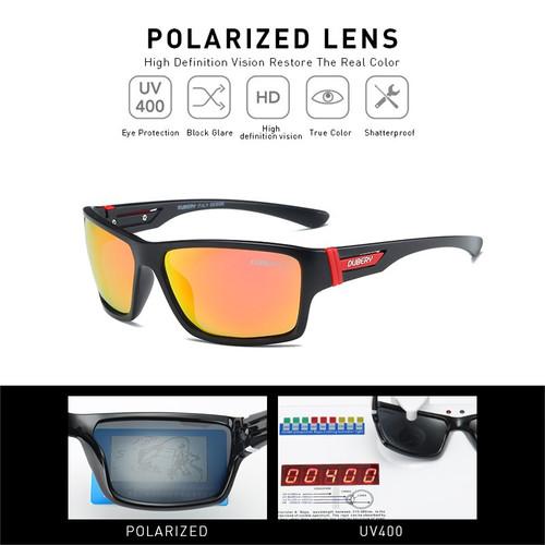 DUBERY Polarized Sunglasses Men's Driving Shades Male Sun Glasses For Men 2019 Luxury Brand Designer Oculos De Sol Goggle D2071