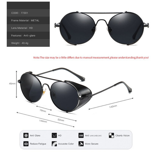 2019 New Men Polarized Sunglasses Men's Driving Shades Male Sun Glasses Vintage Driving Fashion Sun Glasses Men Goggle 77301