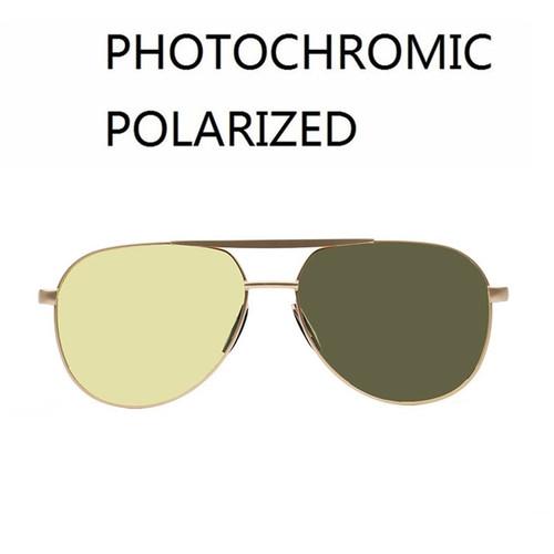 Vazrobe Photochromic Sunglasses Men Polarized Driving Day Night Sun Glasses for Man Women Female Transition UV400 Chameleon