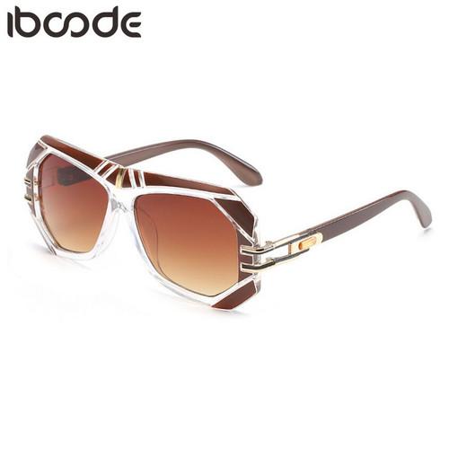 iboode Oversized Sunglasses Classic Polarized Men Women Driving Metal Frame Sun Glasses Male Goggle UV400 Oculos Gafas De Sol