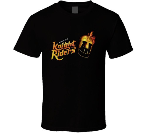 Kolkata Knight Riders Ipl Cricket India T Shirt