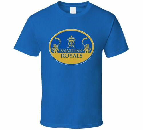Rajastan Royals Cricket Ipl India T Shirt Cool Casual pride t shirt men Unisex Fashion tshirt free shipping funny tops