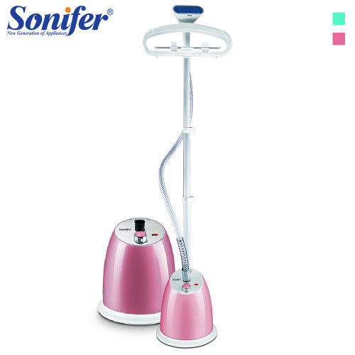 Garment Steamer Adjustable Home Hanging Vertical Clothes Steamer For Clothes Continuous Steam 2000W 26s Fast Steam Sonifer