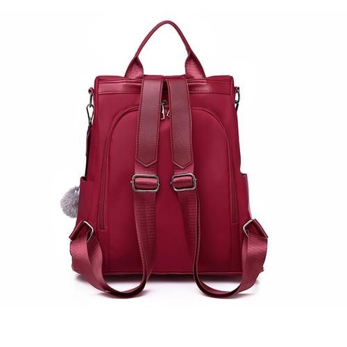 LONGJUNFEER New Women's Anti-Theft Backpack High Quality Oxford Waterproof Multi-Purpose Travel Bag Popular Girl Back Pack ZL002