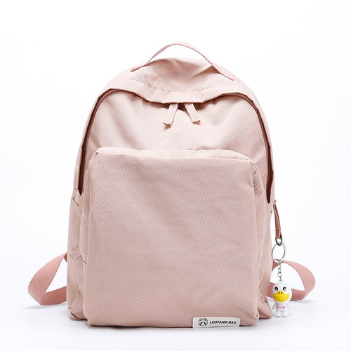 Teenager School Backpacks for Girls boys Adolescence Student Backpack Female for noteboot Waterproof Canvas White back pack 2018