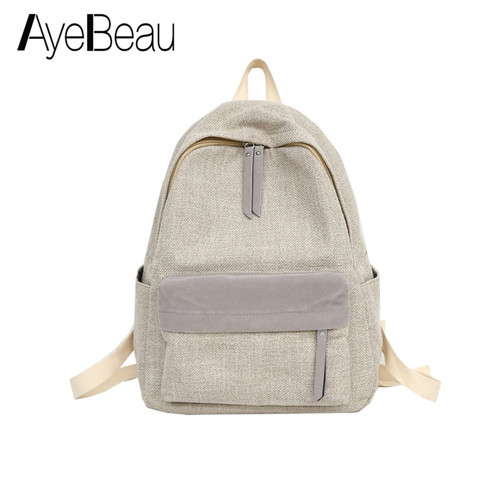 Ladies Feminine To Schoolbag Bagpack Back Pack Portfolio School Bag Teen Backpack Female Women Feminina For Girls Teenager Youth