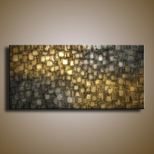 handmade oil painting on canvas modern 100% Best Art Abstract oil painting original directly from artis XD1-197