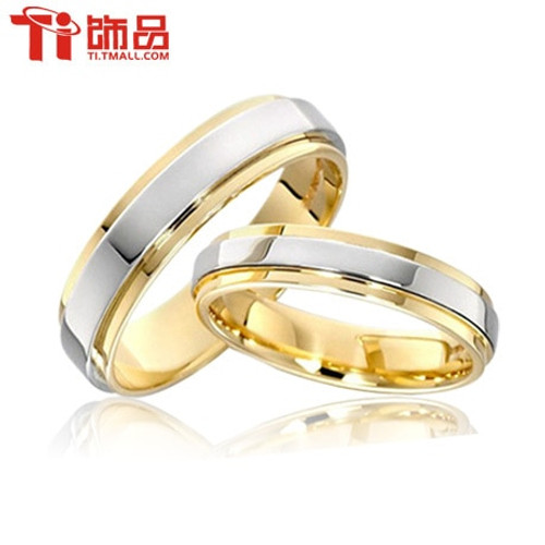 Super Deal Size 3-14 Titanium steel Womanand Man's wedding Rings,Couple Ring,band ring,can engraving (price is for 1pcs)