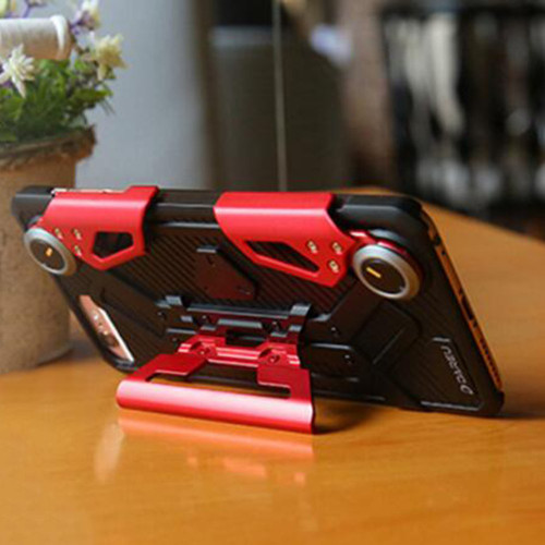 Phone Case Crab Gamepad Handle for iPhone6/6S/7/8/8Plus/X Gaming Bracket Phone Protection Shell Anti-fall Cover