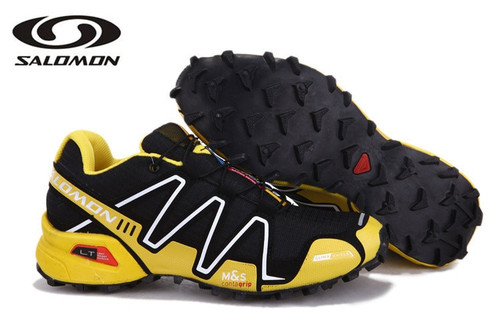 Salomon Speed Cross 3 CS cross running shoes Brand Sneakers Male Athletic Sport Shoes SPEEDCROS Fencing Shoes