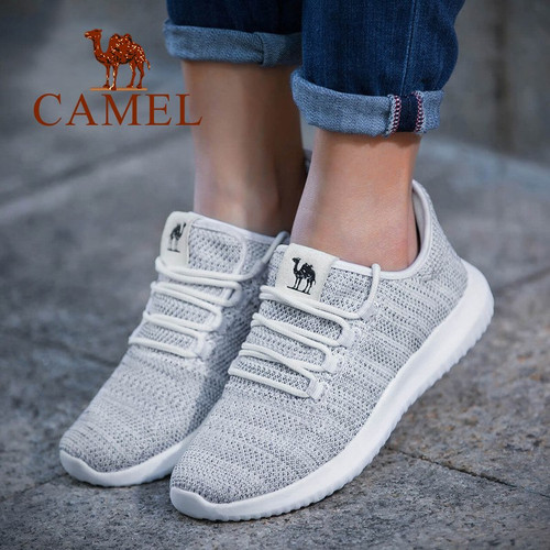 CAMEL Men's Shoes Running Shoes Summer Comfortable Sneakers Sports Shoes For Outdoors Walking Exercise Sports Men Shoes