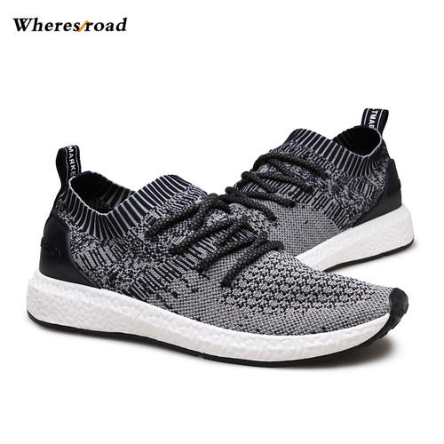 Summer Running Shoes Men New Hot Breathable Mesh Lightweight Sports Jogging Walking Comfortable male sneakers 1918