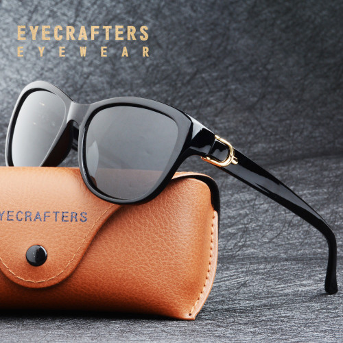 2018 Luxury Brand Design Cat Eye Polarized Sunglasses Womens Lady Elegant Sun Glasses Female Driving Eyewear Oculos De Sol