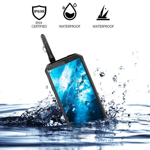 """Blackview BV9500 Pro Original 5.7"""" Rugged IP68 Waterproof Mobile Phone Walkie Talkie 6GB+128GB 10000mAh 18:9 FHD NFC Smartphone"""