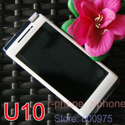 Original U10i Sony Ericsson Aino u10 Mobile Phone 3G 8.1MP Wifi Unlocked Refurbished Russian Keyboard