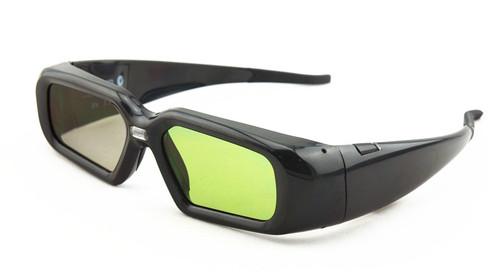 144HZ DLP LINK Shutter Active 3D Glasses For 3D Ready DLP Projector