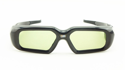144HZ DLP LINK Shutter Active 3D Glasses For 3D Ready DLP Projector