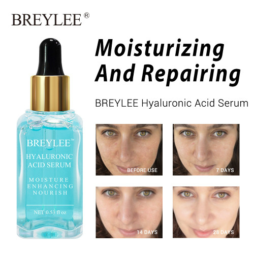 Breylee Serum Series Hyaluronic Acid Moisturizing Vitamin C Whitening Face Skin Care Retinol Lifting Firming Anti Aging Essence