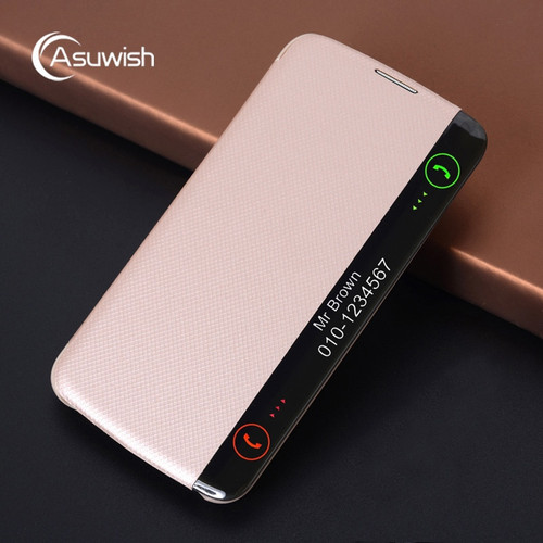 Asuwish Flip Cover Leather Case For LG K10 LTE 2016 K 10 LGK10 K102016 K10LTE K420N K430 K430DS F670 Original Smart Phone Cases