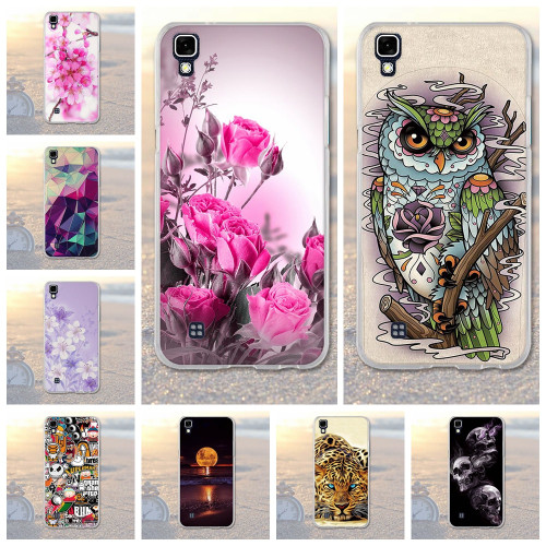 Case for LG X power K220ds k220y Ls755 Coque 3D Relif Painting Cases for Lg X power 2 Cam Screen Style Skin Mach Back Cover Bags