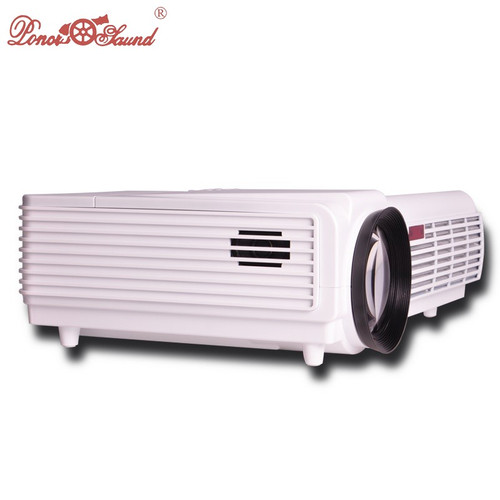 HTP led 96 5500 lumens Multifunction projector full hd 3d support 1080p home theater projector beamer Multimedia Home cinema