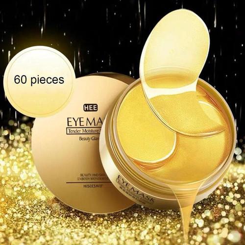 1PC Anti Aging Gold/Seaweed Collagen Eye Mask for The Eye Care 60pcs Moisturizing Anti-Wrinkle Eye Patches Dark Circles Remove
