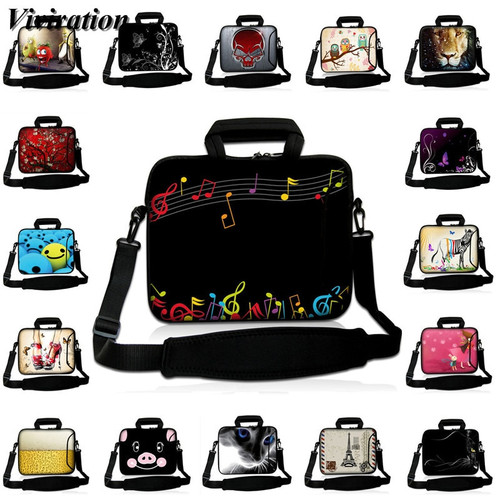 For Xiaomi Mi Notebook Air 13.3/Chuwi Lapbook 14 15 13 12 10 17 Laptop Case Bag For HP Envy Dell Huawei Macbook X Pro Viviration