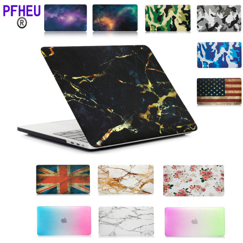 Laptop Cover Painting Hard Case Cover for Macbook Pro 13.3 15.4 Pro Retina 12 13 15 inch Macbook Air 11 13 2018 Air Laptop Shell