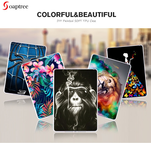 Silicon Tablet Cases For Huawei MediaPad T3 8.0 Case Silicon Cover For Huawei T1 10 8.0 9.6 M3 M5 Lite M2 T5 C5 Covers