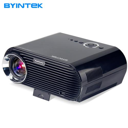 BYINTEK BL127 2017 New Design 720P 1080P Movie Cinema USB HDMI fulL hD VGA Home Theater Projector Kids video projectors