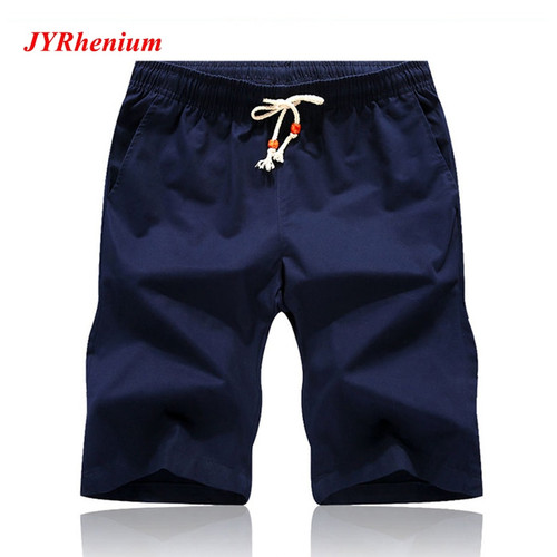 2019 New Summer Shorts Men Hot Sale Sports Beach Shorts Homme Quality Bottoms Elastic Waist Brand Boardshorts Plus Size M-5XL