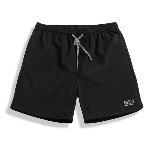 Summer Beach Shorts Men Waterproof Short Pants Male Quick Dryingr Casual Comfortable Mens Boardshorts Fit Elastic Waist 2019 New