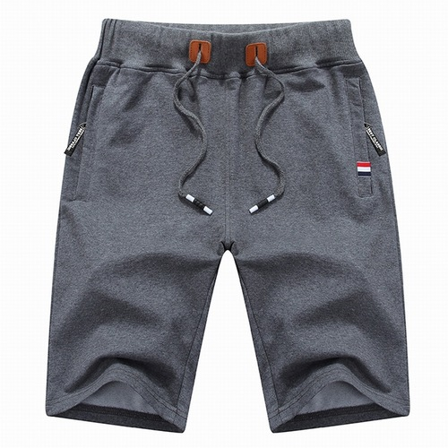 Big size M-5XL Cotton Shorts Men Summer Beach Short Male Casual Shorts Solid boardshorts High Quality Elastic Fashion Shorts