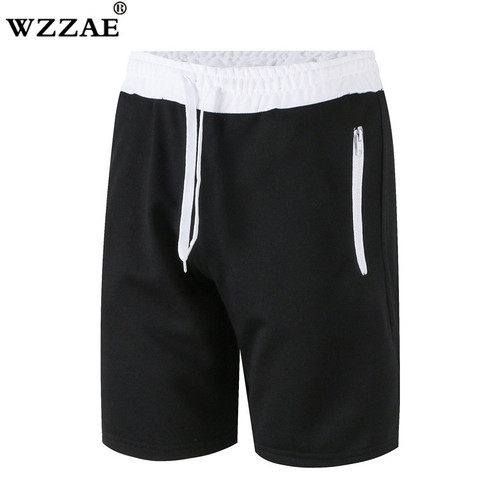 2019 New Shorts Men Hot Sale Casual Beach Shorts Homme Quality Bottoms Elastic Waist Fashion Brand Boardshorts Plus Size M-XXL